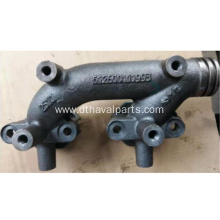 Weichai Engine parts Exhaust Manifold Pipe